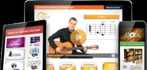 gitarre lernen in 4 wochen *